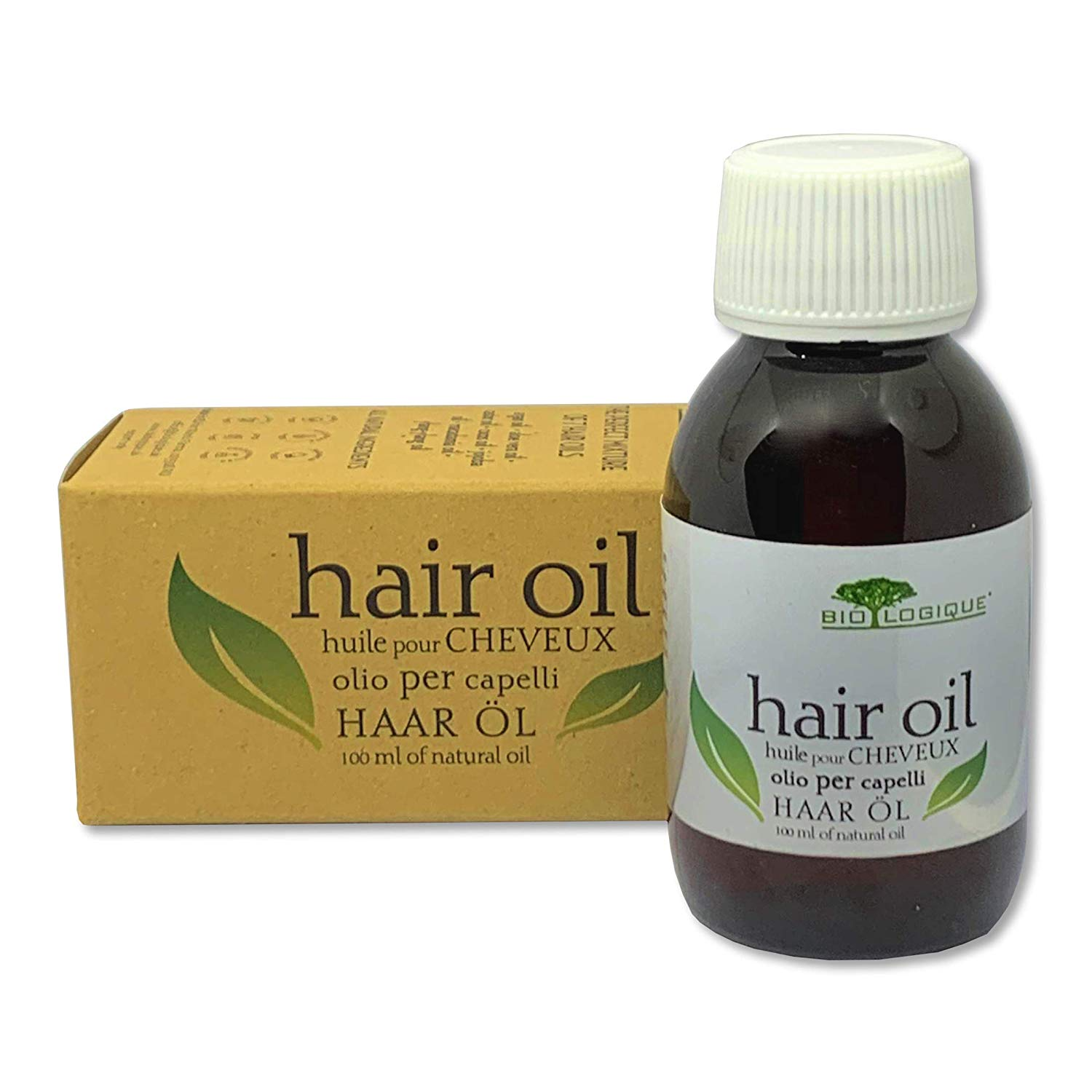 Hair Oil - THE PERFECT MIXTURE OF 7 HAIR OILS